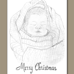 newborn baby, baby, baby blankets, newborn greeting card, newborn baby greeting card,