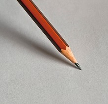 pencil, graphite tip, sharpened pencil, pencil tip, pencil point,