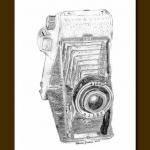 Card: Folding Camera