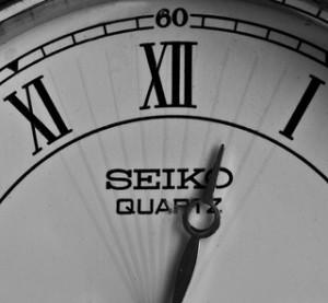 clock face, roman numerals, clock hand,