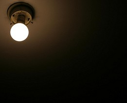 lit bulb, light bullb, incandescent light bulb,