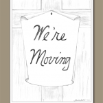 "Introducing ""We're Moving"""