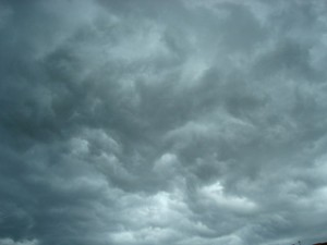 angry clouds, turbulent clouds, storm,