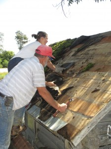 tar paper, cedar shingles,re-shingling,