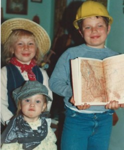 cowboy hat, railroad hat, hard hat, Montana, map of Montana, Kids study Montana, ideas for families with children,