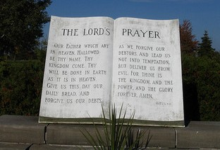 The Lord's Prayer,