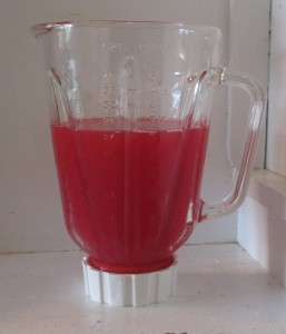 Currant juice, extracted currant juice, juice for currant jelly,