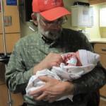 Grandpa Winning Hearts